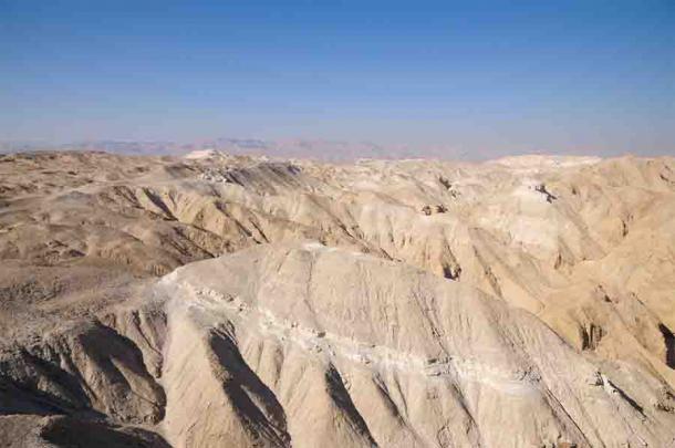 Mount Sodom in the Dead Sea region. Source: pokku / Adobe Stock