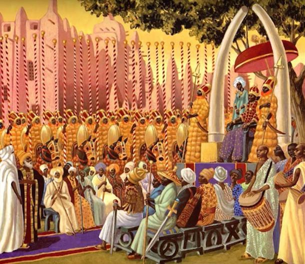 Muhammad I Askia was dubbed Askia the Great. (Afric Network / YouTube)