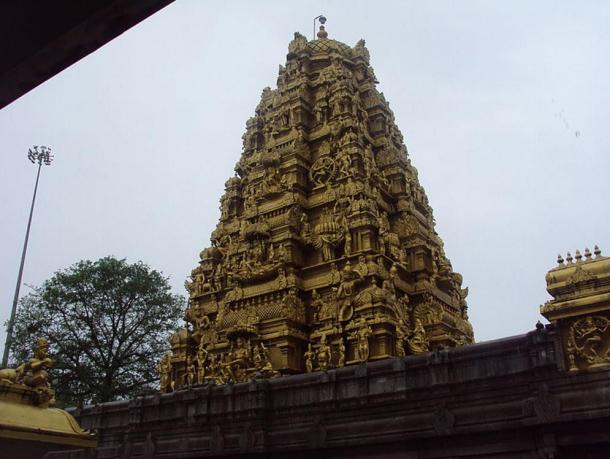 Murudeshwar Temple.