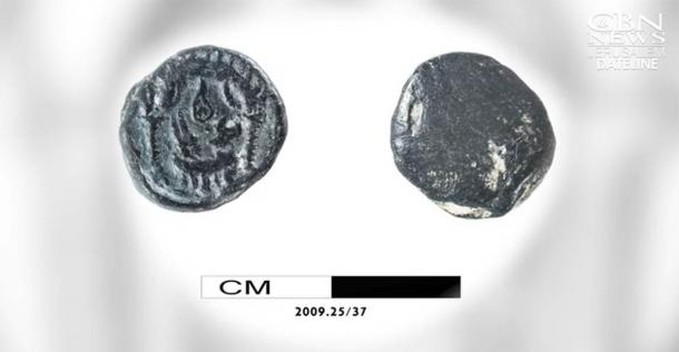 Israel Museum in Jerusalem revealed the existence of a rare token that was likely a memento of a Christian's trip to Bethlehem. (CBN News)