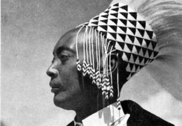 Mutara III Rudahigwa, who ruled Rwanda from 1931 to 1959 (Twitter)