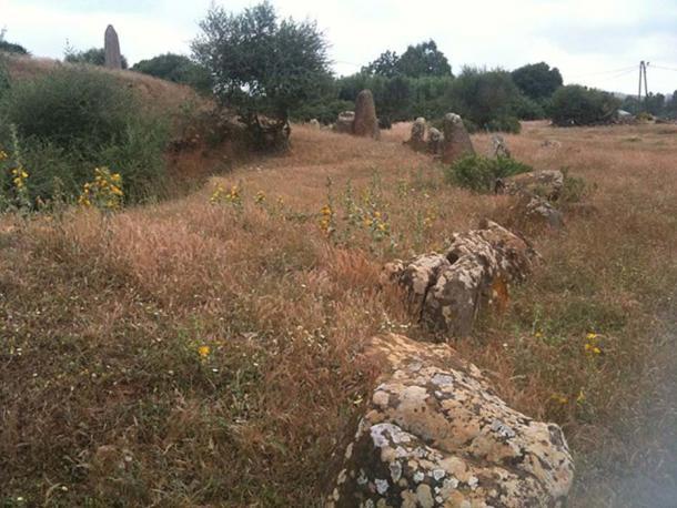 Mzora megalith, known as the Mzora Stone Circle. (Anual / CC BY-SA 3.0)