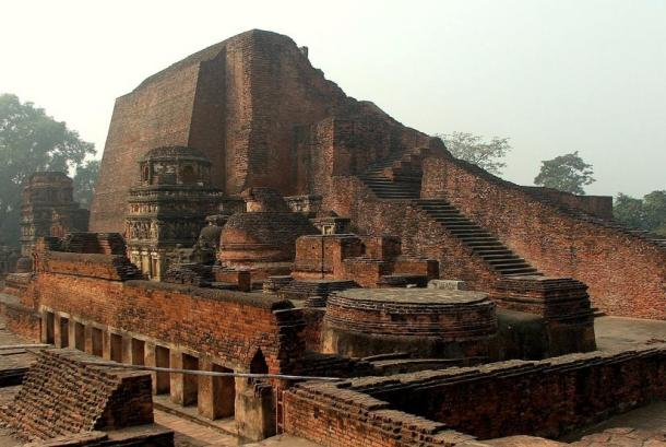 Nalanda is considered one of the first great universities in recorded history. It reached its height under the Palas