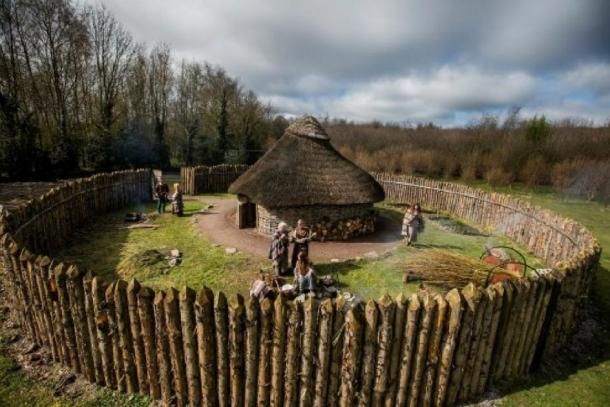 Navan centre and fort, Armagh. (Visit Armagh)