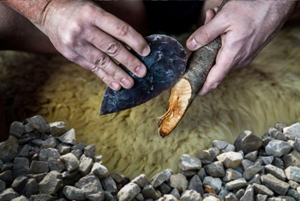 Neanderthals had a sophisticated stone tool industry. (Andy Ilmberger / Adobe)