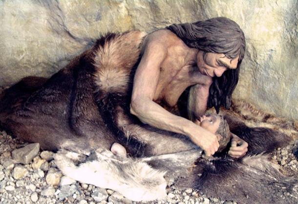 Neanderthals interbred with other hominin species. (Jaroslav A. Polák / CC BY-SA 2.0)