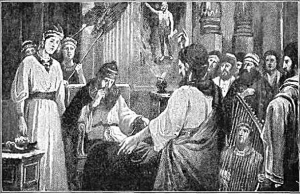 Daniel interprets Nebuchadnezzar's Dream.