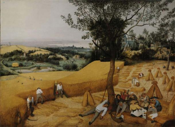 Neolithic farmers. (Dcoetzee / Public Domain)