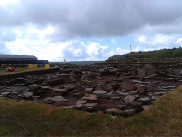 Ness of Brodgar dig, structure #14