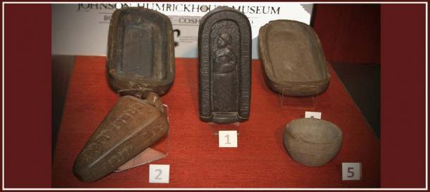 Newark Holy Stones Collection