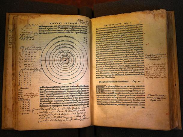 Nicolai Copernici Torinensis De revolutionibus orbium coelestium.