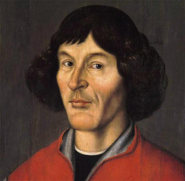 Portrait of Nicolaus Copernicus. The first man to rediscover Aristarchus' findings from ancient Greek astronomy.  (Toruń Regional Museum / Public domain)