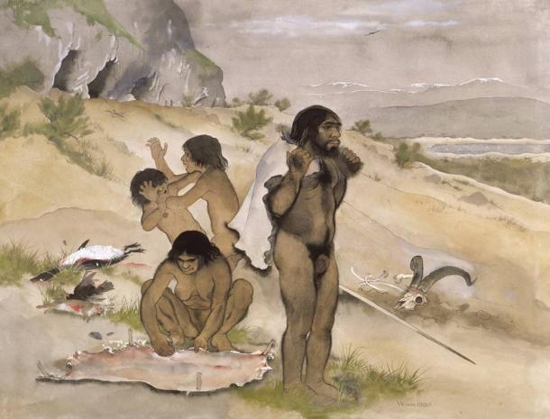 Was Nihewan Basin a playground for prehistoric children?