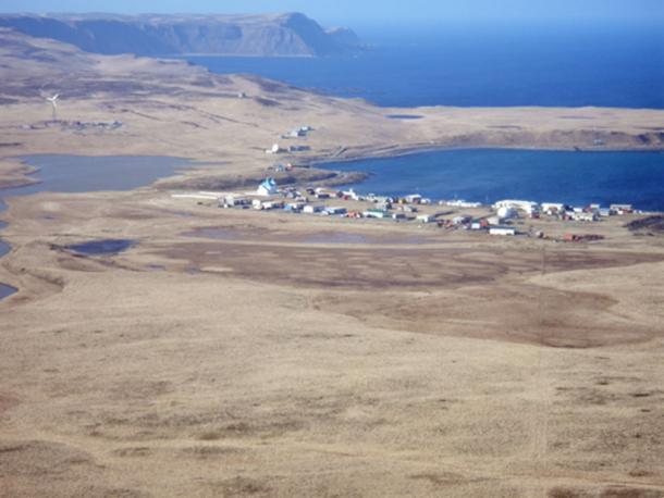 Nikolski, Umnak Island. (Doyle, T / CC BY 2.0)