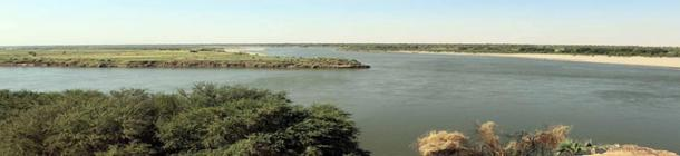 The Nile at Old Dongola