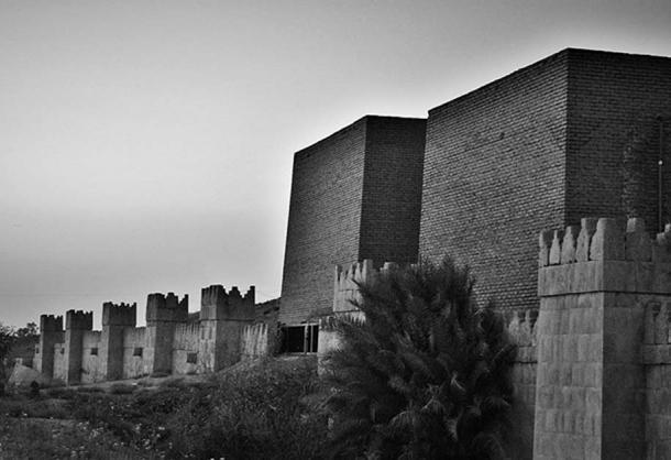 Nineveh - Mashki Gate. (Omar Siddeeq Yousif/CC BY SA 4.0)