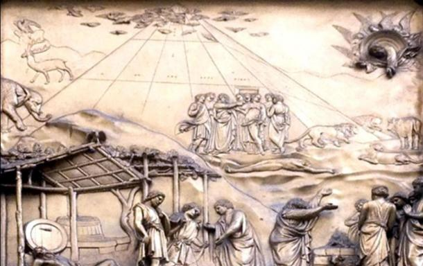Dead Seas Scrolls Reveal that Noah's Ark Was Shaped Like a Pyramid