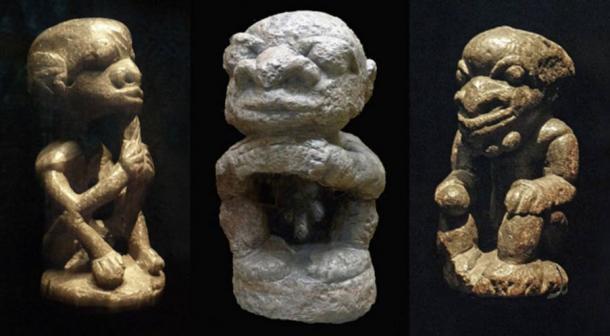 Nomoli Figures - Los desconocidos Orígenes de las misteriosas figuras Nomoli