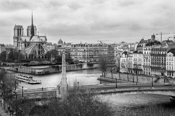 Notre Dame de Paris became an important landmark for the inhabitants of Paris. (Luciano Mortula-LGM / Adobe)