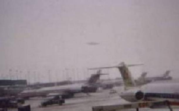O-Hare Airport UFO Incident, USA