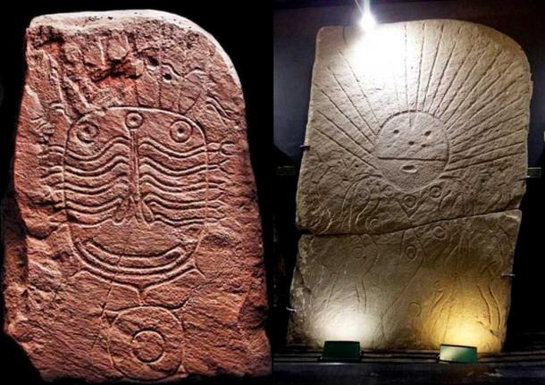 The Okunev Steles - anthropomorphous stone columns several meters tall - are the most widely known monument attributed to this culture.