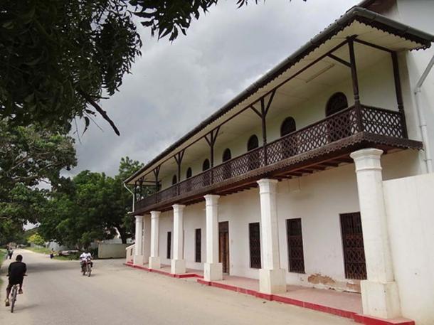 Old Arab Teahouse, Bagamoyo (Jones, A / CC BY 3.0)
