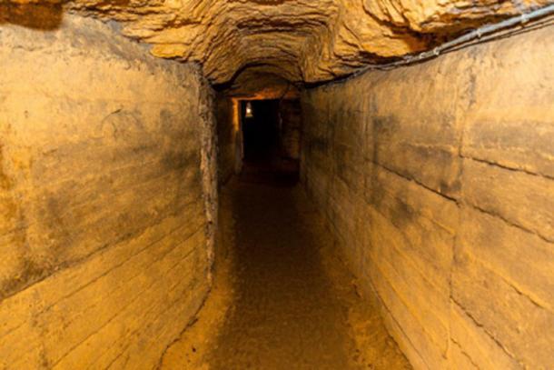 Old Catacombs Odessa, Ukraine (XVIII-XX century). (Valentin Balan /Adobe Stock)