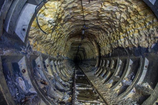 Old Odessa catacombs. (onyx124 /Adobe Stock)