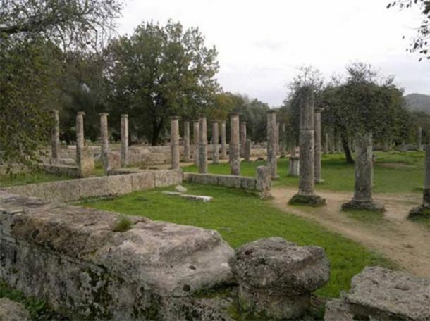 Ancient Olympia, Greece. ( CC BY-SA 2.0 )
