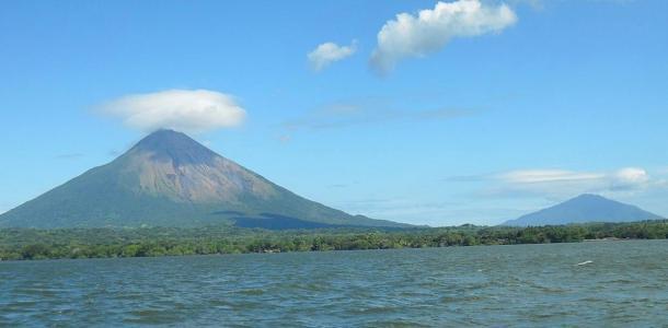 Ometepe, the island of two peaks