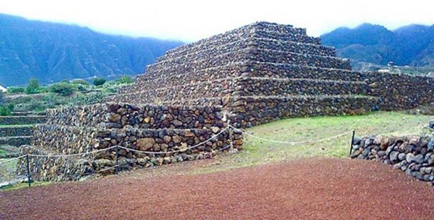 One of the Pyramids of Güímar