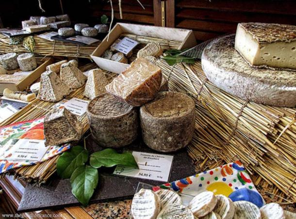 One of the World's Oldest Cheeses