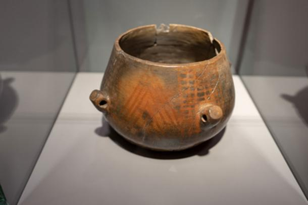 One of the artifacts found at the Cueva Pintada archaeological site.