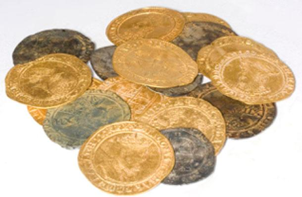 Only 30 coins have been recovered by the police. (Fæ / CC BY-SA 2.0)