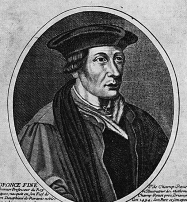 Oronteus Finaeus (or Oronce Finé),