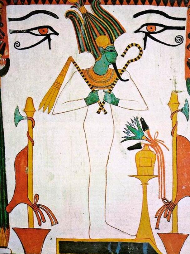 Osiris, Egyptian God of the Underworld