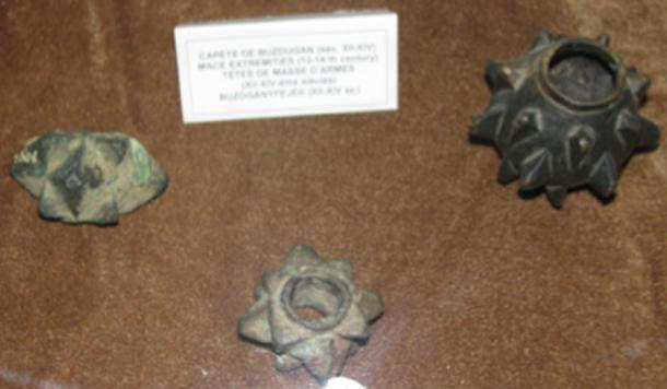 Other types of mace heads discovered in the past in Romania. (Codrinb / CC BY-SA 3.0)