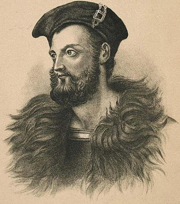 Owen Roe O'Neill, died of a mysterious illness in November 1649, while fighting the Cromwellian Conquest of Ireland. (Blight55 / Public Domain)