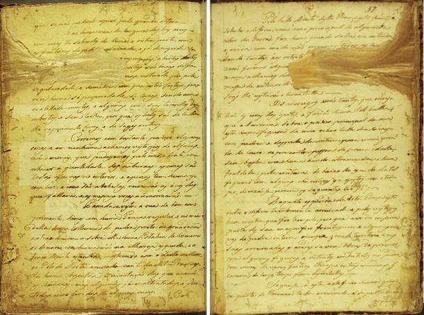 Pages from Manuscript 512