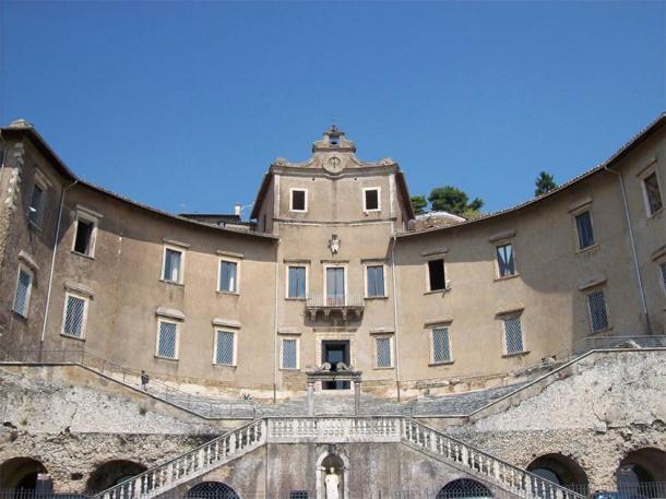 Palazzo Colonna Barberini in Palestrina. (Sergio Afflitto / CC BY-SA 3.0)
