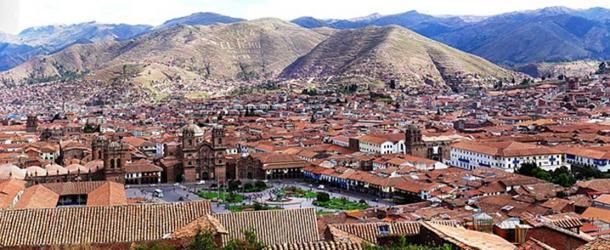 Panorama of Cusco, Peru. ( Martin St-Amant/CC BY 3.0)