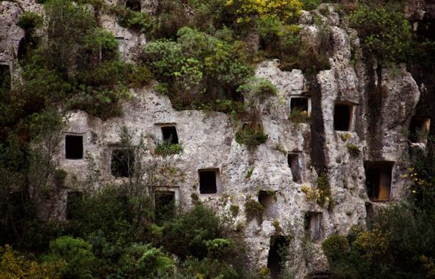 Pantalica: The Spectacular Honeycomb Tombs of Sicily