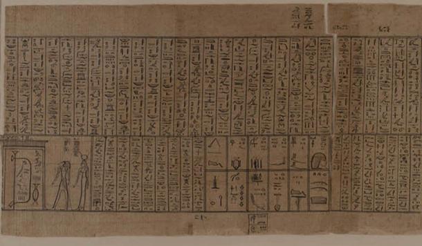 Papyrus Jumilhac.