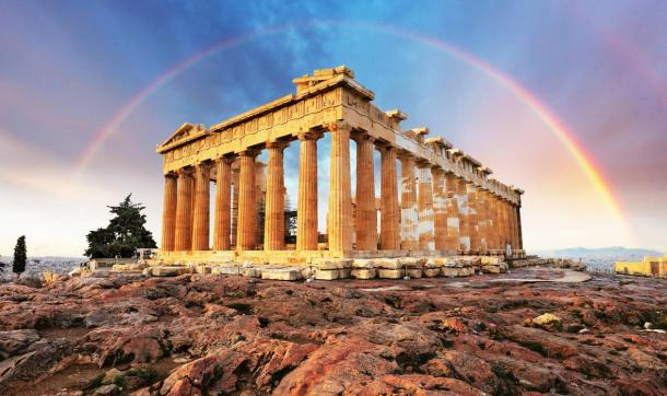 The Parthenon: An Epic Monument Or a Mystery in Measurements