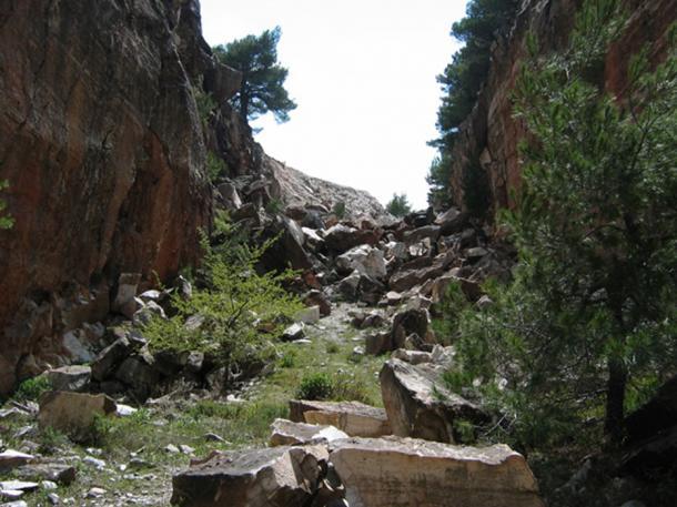 Penteli mountain Athens Greece. (Christos / Adobe)