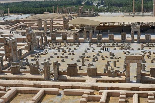 Persepolis Ruins, Iran