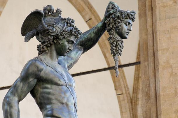 Perseus had the head of Medusa during his encounter with Atlas. (Jastrow / CC BY-SA 2.5)