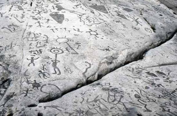 Peterborough petroglyph (CanadaDZ / CC BY 2.0)