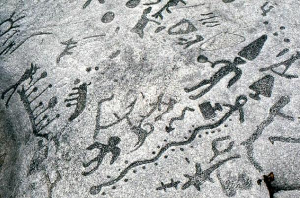 Petroglyphs Left in Canada by Scandinavians 3,000 Years Ago?