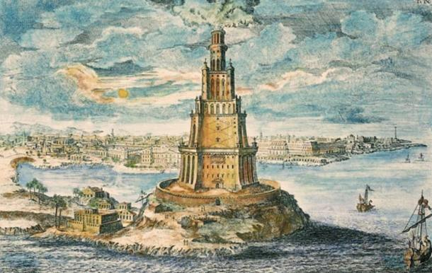 The Great Pharos of Alexandria
